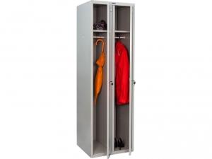 Шкаф металлический для одежды ПРАКТИК LS(LE)-21 купить на выгодных условиях в Сыктывкаре