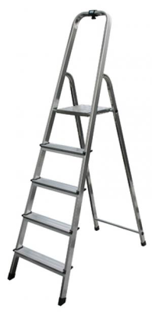 Лестница стремянка Solidy 6 ступеней купить на выгодных условиях в Сыктывкаре