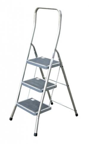 Лестница стремянка Toppy XL 3 ступени купить на выгодных условиях в Сыктывкаре