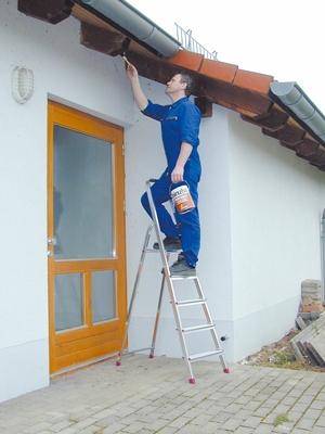 Лестница стремянка Corda 5 ступеней купить на выгодных условиях в Сыктывкаре
