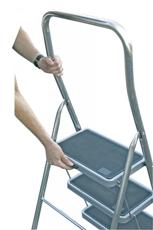 Лестница стремянка Toppy XL 2 ступени купить на выгодных условиях в Сыктывкаре