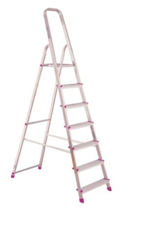 Лестница стремянка Corda 7 ступеней купить на выгодных условиях в Сыктывкаре