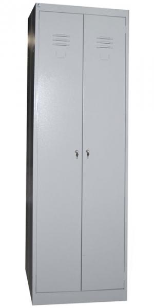 Шкаф металлический для одежды ШР-22-600 купить на выгодных условиях в Сыктывкаре