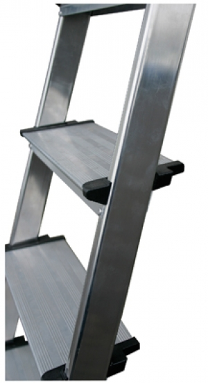 Лестница стремянка Secury 4 ступени купить на выгодных условиях в Сыктывкаре