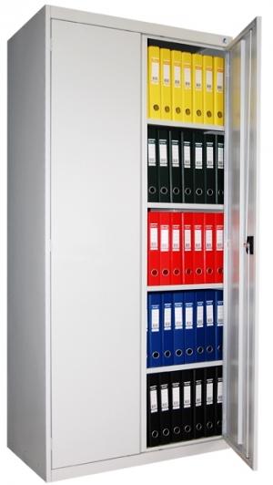 Шкаф металлический архивный ШХА-900