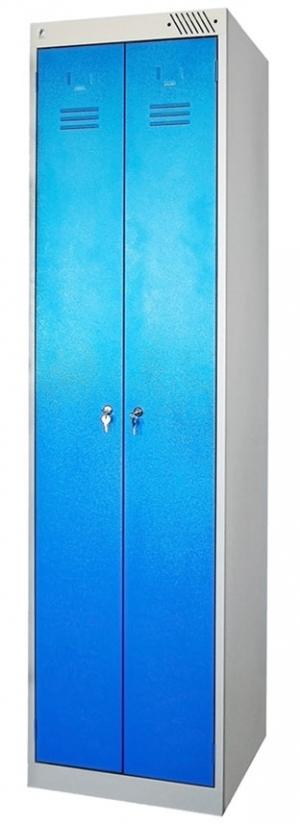 Шкаф металлический для одежды ШРЭК-22-500 купить на выгодных условиях в Сыктывкаре